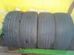 Vendo 4 pneus EfficientGrip Goodyear por R$ 200,00