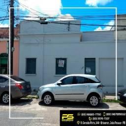 (No centro) Vendo Predio comercial ideal para escritórios no centro de João Pessoa