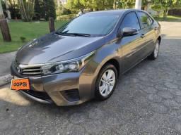 Toyota Corolla 1.8 Automático 2015, Única Dona - 2015