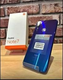 Xiaomi note 7 4 ram 64g novo lacrado modelo global