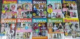 Revista Boneca De Pano - Nova - Kit 20 Revistas