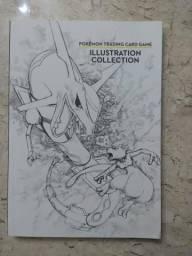 Livro Pokémon Card Game _ Illustration Collection