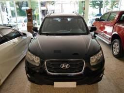 Hyundai Santa Fé mod. 2012 Completa Automática / Tração 4 x 4 AWD / 5 Lugares / DVD - 2012