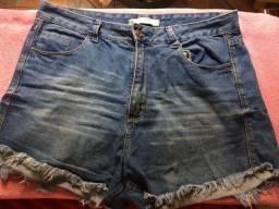 Short Jeans e Saia Jeans tm46
