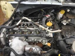 Caixa Câmbio Fiat Toro 4x4 Diesel 2017