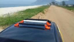 Rack ventosa Ajustável!!! -caiaque -prancha -surf, prático e eficiente comprar usado  São Gonçalo