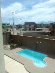Aluga-se triplex temporada ou anual com piscina em