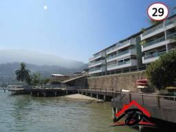 Apartamento com condominio de frente para o mar - 10 minutos do Centro de Angra dos Reis