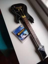 Guitar Hero Live. Guitarra e jogo