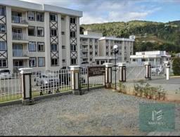Apartamento com 2 dormitórios à venda, 58 m² por R$ 210.000 - Prata - Teresópolis/RJ