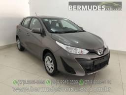 Toyota YARIS XL Live 1.3 Flex 2021 Aut / Emplacado / 0km
