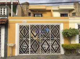 Sobrado com 3 dormitórios à venda, 171 m² por R$ 600.000 - Jardim Vila Formosa - São Paulo