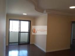 Apartamento com 3 dormitórios, sendo 1 suíte, à venda, 75 m² por R$ 360.000 - Vila Apiaí -