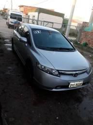 Honda New Civic AC Trocas, Financio!