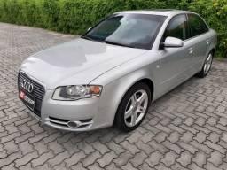 Audi a4 1.8 turbo 2006/2006 blindado !!