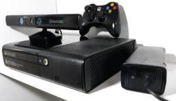 Xbox 360 Slim Travado + Kinect