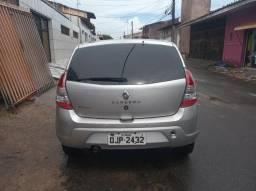 Renault sandero expression 14/14 completo - 2014