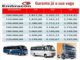 Consórcio Embracon - 2020