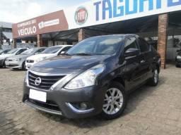 Nissan Versa 1.6 SL 2015/2016 + IPVA 2020 GRÁTIS - 2016