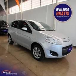 Fiat Palio Attractive 1.4 Prata - 2017