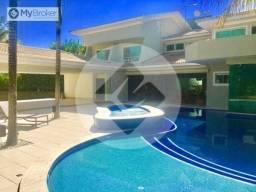 Sobrado com 5 dormitórios à venda, 775 m² por R$ 4.500.000,00 - Residencial Aldeia do Vale