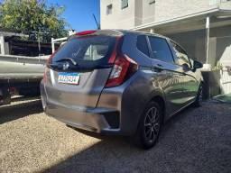 Honda New fit 2016 oneflex manual cinza