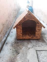 Vendo uma casinha para cachorro nunca usada!