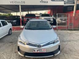 Corolla gli upper 1.8 2018/2019 automático !!17 mil km