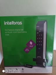 Fechadura digital biométrica IntelBraz