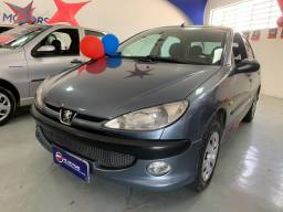 Peugeot 206 Presence 2007 Completo!