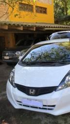 Honda Fit CX automático 2013/14