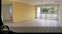 RS um excelente apartamento com 76 metros quadrados, 3 quartos,varanda