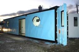 Casas, lojas, escritórios em Container