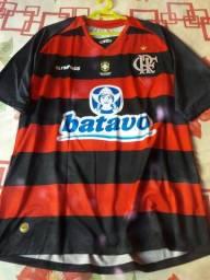 Camisa Flamengo 2010 tamanho M