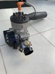 Motor Fireball 125cc 2t kart