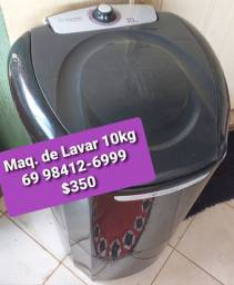 Máquina de lavar 10kg (Rolim)