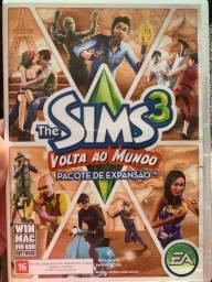The sims 3 PC jogo original The Sims Volta ao Mundo