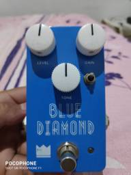 V/ pedal BLUE diamond king pedals