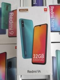 Extremamente top! Redmi 9 da Xiaomi.. novo lacrado Garantia e entrega