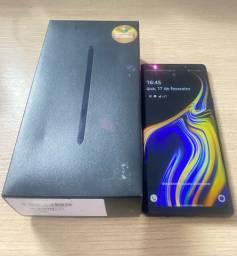 Samsung Galaxy Note 9 + Relógio Samsung Gear S3 Frontier