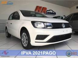 Volkswagen Voyage 1.6 MSI FLEX 8V 4P