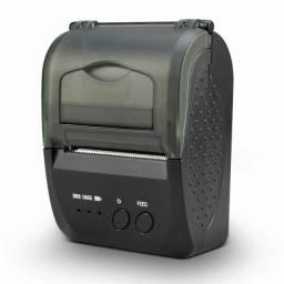 Mini impressora portátil Bluetooth Termica 58mmAndroid iOS