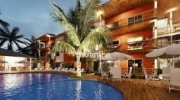Apartamento com 2 dormitórios à venda, 55 m² por R$ 104.000 - Alto Bonito Praia de Atalaia