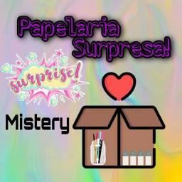 Kit de Papelaria Surpresa! Leia a descrição