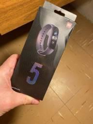 M5 pulseira inteligente smartband (com oximetro)
