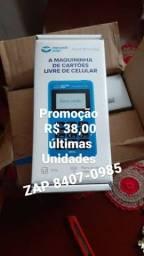 Título do anúncio: Maquininha point mini chip