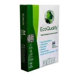 Caixa com 10 unidades papel ofício 500 folhas R$ 155,00 ( Entrega Grátis)