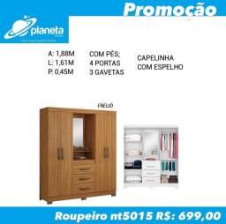 roupeiro NT5015 promoção!!!