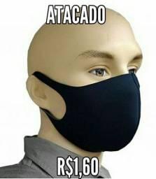 Máscara Neoprene tecido Envio imediato