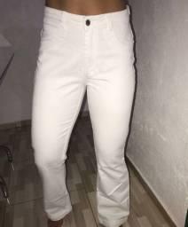 Calça branca tamanho 40
